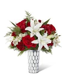 Holiday Elegance Bouquet - Boesen the Florist
