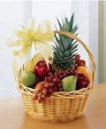 A Traditional Fruit Basket