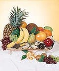 Tasteful Choice Deluxe Fruit Basket