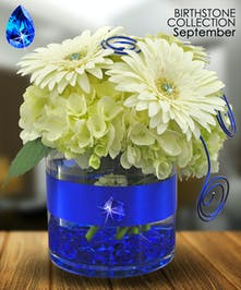 Sapphire is the gemstone for September