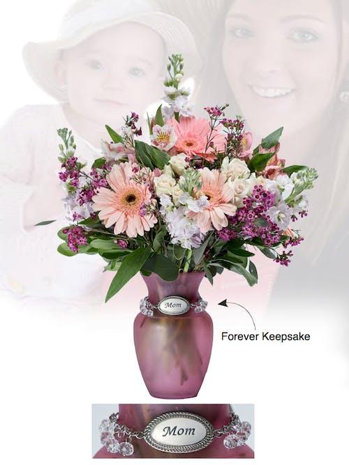 Vase of Life - Mom - Pink