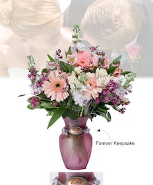 Vase of Life - Love - Pink Vase  - Boesen The Florist