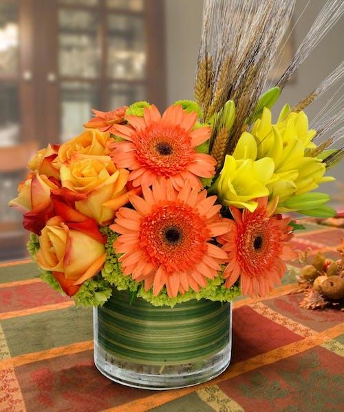 Trendy Autumn Fresh Bouquet