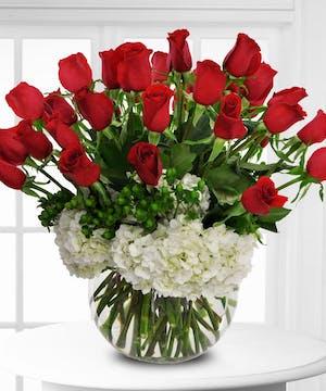 Luxe Roses - Des Moines Florist - Boesen The Florist - Des Moines, Iowa (IA)
