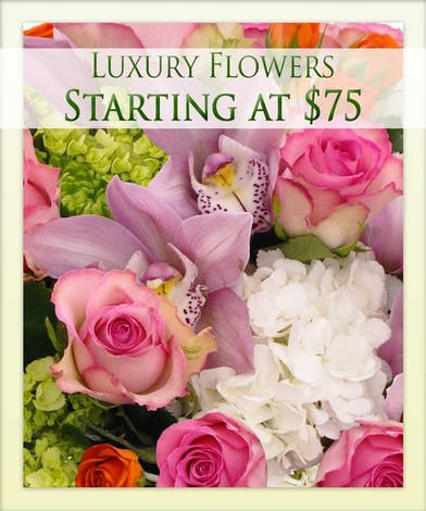 The best value in sending flowers with Boesen the Florist!