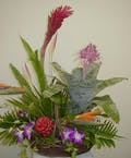 Tropical Garden Basket