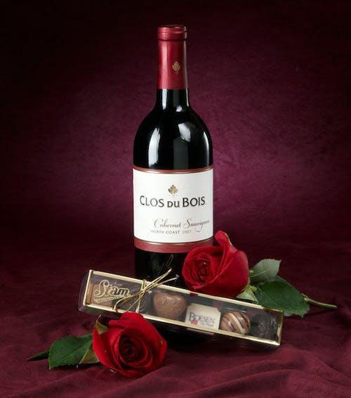 Wine and Chocolates!