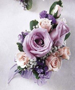 Beautiful Lavender & Pink Roses