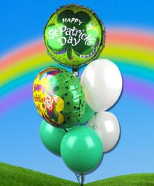 When you want your gift to make a big impression, give them this fun balloon bouquet.