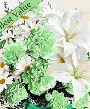 Celebrate St. Patrick's Day with this lively mixed arrangement.