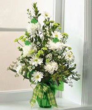 Send a bit of luck with our Irish Luck Bouquet!